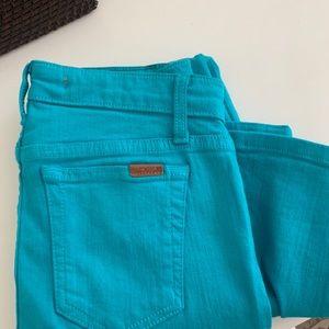 Teal Blue JOES Jeans